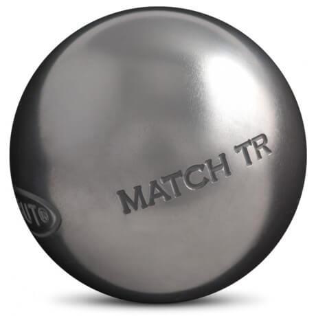 Boule polyvalente en acier Obut Match 120 TR