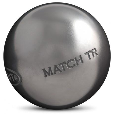 Entretien d'une boule en acier