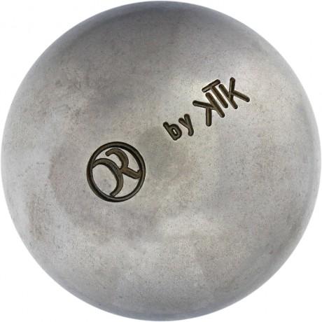 Entretien d'une boule inox