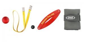 Accessoires pour jeu de pétanque