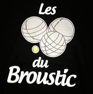 Les boules du Broustic