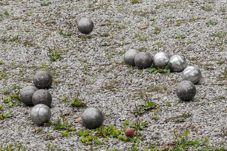 L 39 usure des boules de p tanque parlons en la gazette for Poids boule de petanque