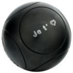 Boule de pétanque personnalisée avec une gravure d'émoticônes