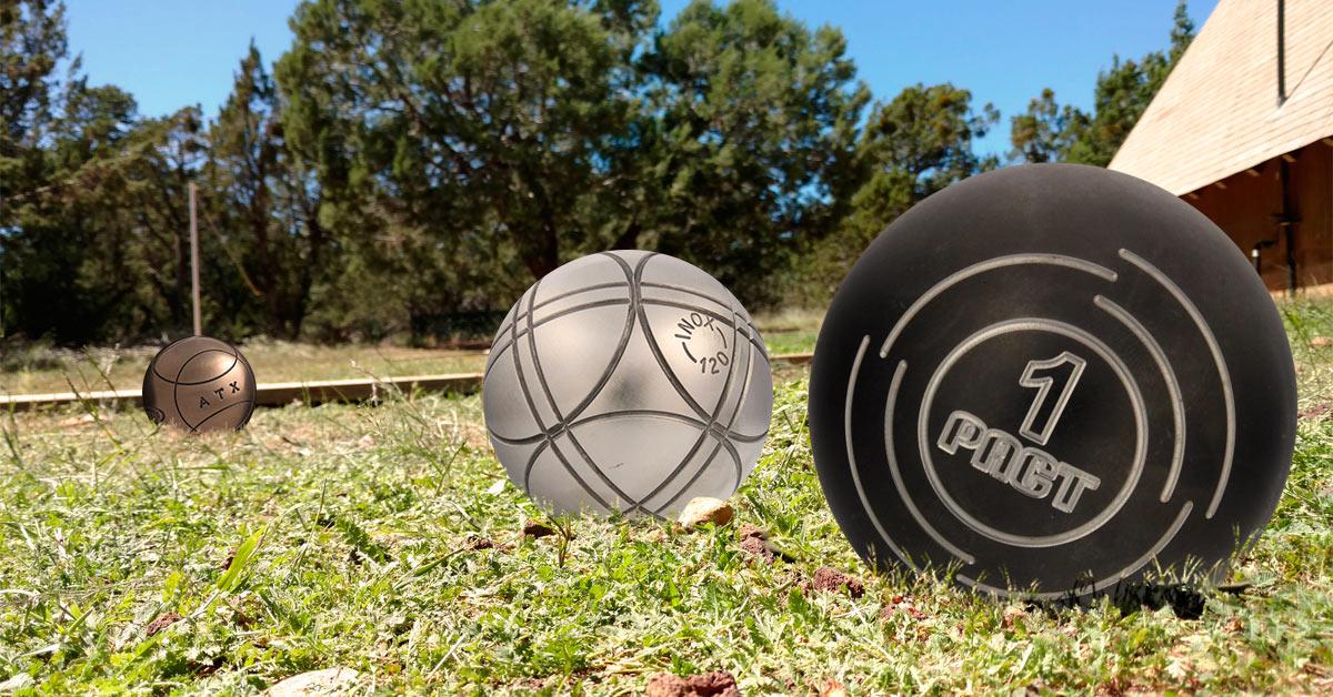 Choisir des boules de p tanque stri es quels avantages for Choisir des boules de petanque