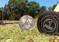 utilité de stries des boules de pétanque