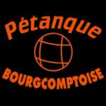 Le logo du Club La Pétanque Bourgcomptoise