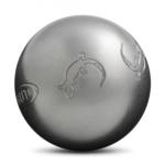 Idée cadeau de Noël, les boules de pétanque Obut loisir Inox motif salamandre