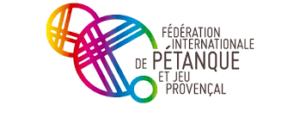 Logo de La Fédération Internationale de Pétanque et de Jeu Provençal