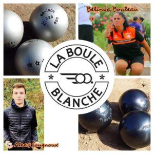 actualités pétanque 2019 La Boule Blanche