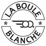 Logo de la marque de pétanque La Boule Blanche
