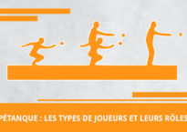 Les types de joueurs de pétanque : pointeur, tireur, milieu