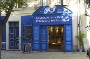 La Maison de La Boule à Marseille fondée par Hervé Rofritsch de La Boule Bleue