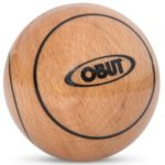 Boules de pétanque en bois OBUT pour les 3 à 6 ans