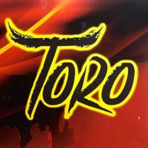 Logo de la marque de pétanque Toro Petank
