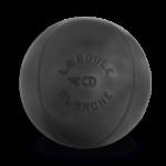 boule de pétanque pour tireur carbone striée de chez La Boule Blanche