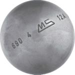 boule de pétanque pour tireur MS LSX de chez MS Pétanque