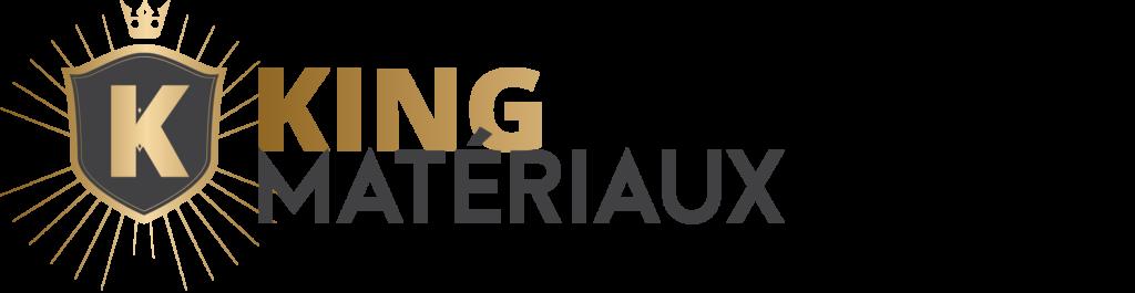 Logo de King Matériaux fabricant de terrains de pétanque