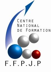 logo du centre national de formation destiné à la pétanque