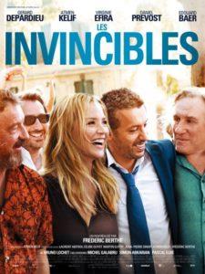 affiche du film de pétanque les invincibles